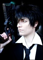 Cosplay-Cover: Shinya Kougami