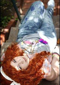 Cosplay-Cover: Rachel Elizabeth Dare