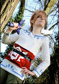 Cosplay-Cover: Link (Skyloft)