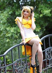 Cosplay-Cover: Sailor Blitza [PKMN Senshi]