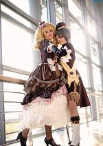 Cosplay-Cover: Lizzy (Valentine Chocolate)