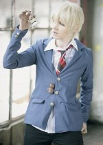 Cosplay-Cover: Fuwa Mahiro [School uniform]