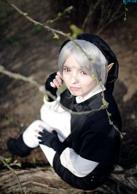 Cosplay-Cover: Dark Link /Omoshiro!-Cosplay