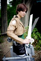 Cosplay-Cover: Eren Yeager『104th Trainees Squad』