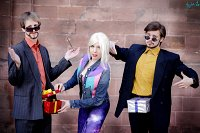 Cosplay-Cover: Justin Timberlake (Lonely Island)