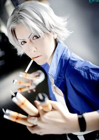 Cosplay-Cover: Gokudera Hayato『Storm Ring Battle』