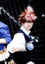Cosplay-Cover: Tsunayoshi Sawada