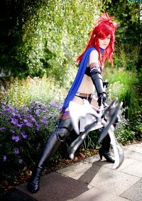 Cosplay-Cover: Erza Knightwalker