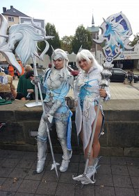 Cosplay-Cover: Steel Cavalry  - Plate
