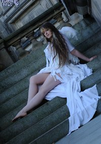 Cosplay-Cover: Alexiel (white dress)