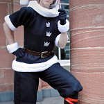 Cosplay: Sora [Halloween Christmas Version]