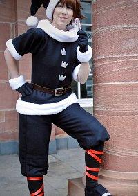 Cosplay-Cover: Sora [Halloween Christmas Version]
