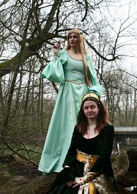 Cosplay-Cover: Yavanna - Spenderin der Früchte