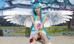 Cosplay-Cover: Miku Hatsune (Project Diva - white dress)