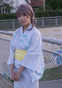 Cosplay-Cover: Shouko Nishimiya (Yukata Version)