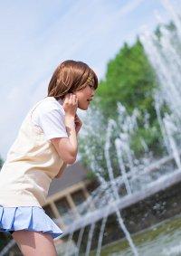 Cosplay-Cover: Yui Hirasawa (Sommer Schuluniform)