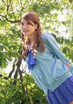 Cosplay-Cover: Yuina Wakura (Winterschuluniform)