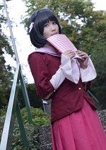 Cosplay-Cover: Shiori Shiomiya (Schuluniform)