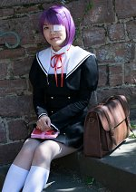 Cosplay-Cover: Chihrio Shindo (Schuluniform)