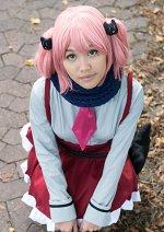 Cosplay-Cover: Satone Shichimiya (Schuluniform)