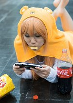 Cosplay-Cover: Umaru Doma (Hamster-Mode)