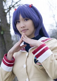 Cosplay-Cover: Kotomi Ichinose (Winter Schuluniform)