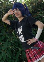 Cosplay-Cover: Rikka Takanashi (T-Shirt)
