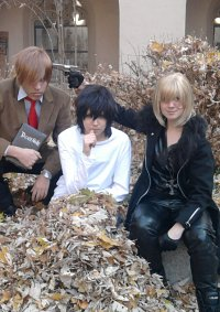 Cosplay-Cover: Mello [Mihael Keehl]