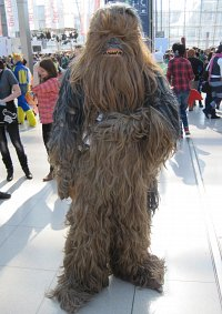 Cosplay-Cover: Chewbacca