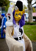 Cosplay-Cover: Taomon