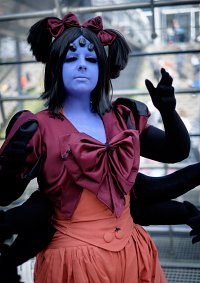 Cosplay-Cover: Muffet