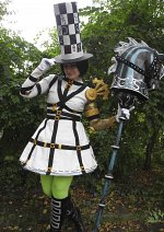 Cosplay-Cover: Alice Madness Returns - Hattress