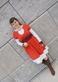 Cosplay-Cover: Flora Reinhold