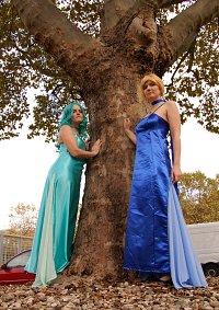 Cosplay-Cover: Prinzessin Uranus
