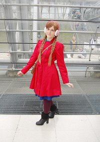 Cosplay-Cover: Anna