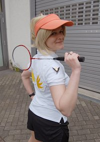 Cosplay-Cover: Mercy [Sport]