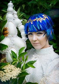 Cosplay-Cover: Phosphophyllite (Moon, Lapis head)