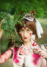 Cosplay-Cover: Princess Mononoke (Hannah Alexander Artwork)