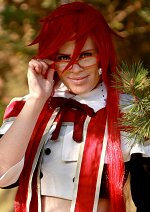 Cosplay-Cover: Grell Sutcliff - Choir Boy