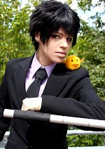Cosplay-Cover: Hibari Kyouya - TYL Suit