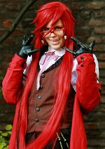 Cosplay-Cover: Grell Sutcliff - Shinigami
