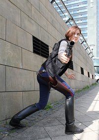 Cosplay-Cover: Han Solo (fem!version)