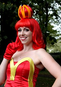 Cosplay-Cover: McDonald's Waitress [Das Fünfte Element]