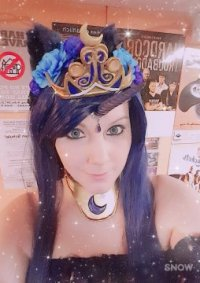 Cosplay-Cover: Prinzessin Luna
