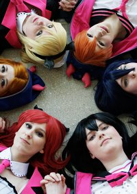 Cosplay-Cover: Rin [Little Devil - unidolized]