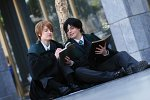 """Cosplay-Cover: Bartemius """"Barty"""" Crouch jr. [Schulzeit]"""