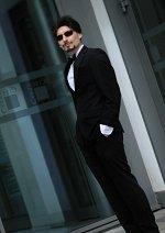 "Cosplay-Cover: Anthony Edward ""Tony"" Stark [Smoking]"