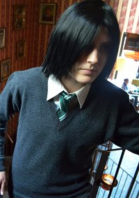 Cosplay-Cover: Severus Snape (Schüler)