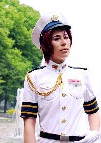 Cosplay-Cover: Rin Matsuoka [Marineuniform]