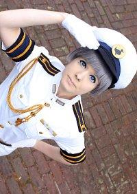 Cosplay-Cover: Aiichiro Nitori [Marine Uniform]